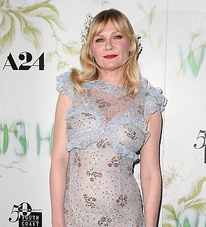 Kirsten Dunst was a 'total mess' after accidentally smoking real drugs on movie set
