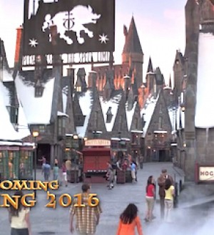 Harry Potter News: Hogwarts Coming to Hollywood, & New Film Trilogy Has Its Lead!