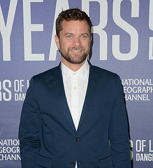 Joshua Jackson steps out with model Shafia West