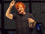Ed Sheeran Rocks on His U.S. Tour!