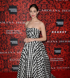 Emmy Rossum thanks Los Angeles Police officials for burglary help