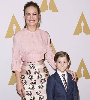 Brie Larson ends Room press tour with heartfelt note to movie son