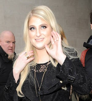 Meghan Trainor ends Taylor Swift's album chart run with big first week