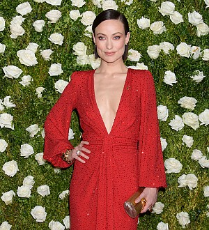 Olivia Wilde sent Jennifer Lawrence Matzah ball soup after she fell ill at play