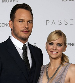 Chris Pratt upgrades Anna faris' wedding ring