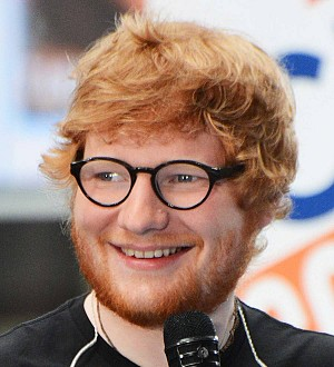 Ed Sheeran back on Twitter