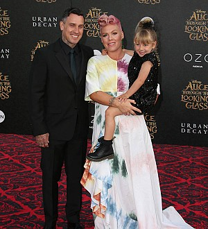 Pink posts sweet birthday message to husband Carey Hart