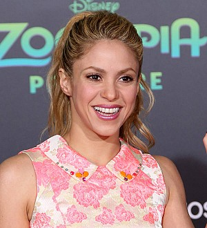 Shakira stages surprise album release gig in Miami