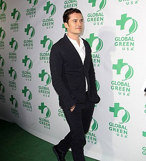 Orlando Bloom Pictured Looking Cozy with Brunette Before Katy Perry Split