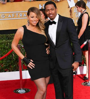 Mariah Carey and Nick Cannon reunite for a happy meal