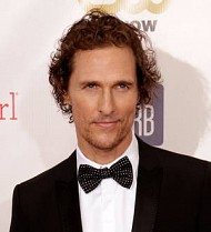 Matthew McConaughey unaware parents divorced each other twice