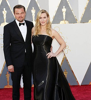 Leonardo DiCaprio and Kate Winslet auctioning off dinner date for charity