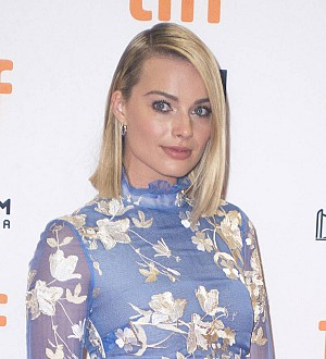 Margot Robbie injured her neck while training to play ice skating's bad girl