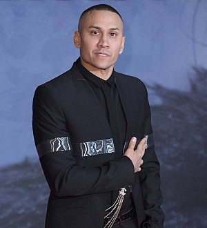Black Eyed Peas star Taboo reveals cancer battle