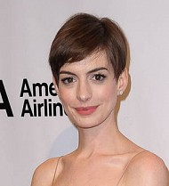 Anne Hathaway refuses to discuss Les Miserable diet