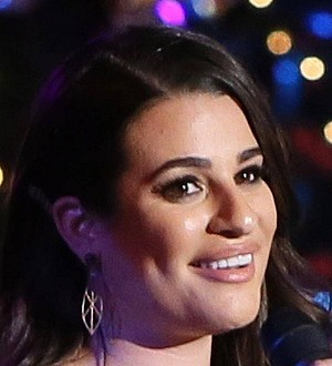 Lea Michele gets naked to welcome 2017