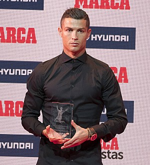 Cristiano Ronaldo is world's top sportsman on new ESPN list