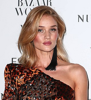 Rosie Huntington-Whiteley to launch work-out clothing collection