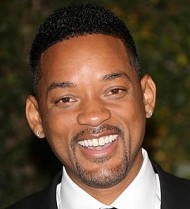 Will Smith gives DJ son a boost at Miami club