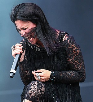 Cristina Scabbia tops Hottest Chicks in Hard Rock poll