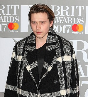 Brooklyn Beckham gets first tattoo