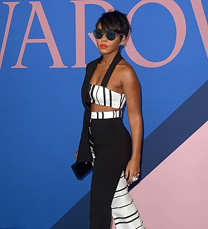 Janelle Monae honored parents with CFDA Fashion Awards outfit