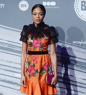 Naomie Harris turned to Will Smith's assistant for grief research