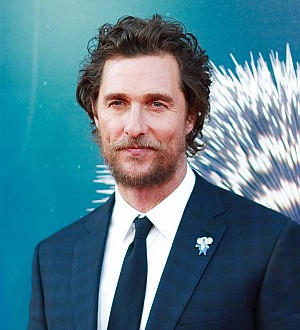 Matthew McConaughey's daughter wants a unicorn for Christmas