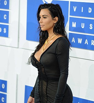 Kim Kardashian posts sentimental family video