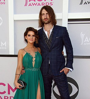Country singer Maren Morris engaged