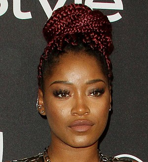 Keke Palmer standing up for her rights amid Trey Songz video drama