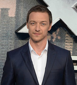James McAvoy linked to X-Men co-star - report