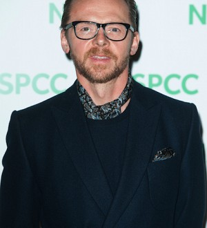 Why Simon Pegg is the Best Geek to Co-Write 'Star Trek 3'