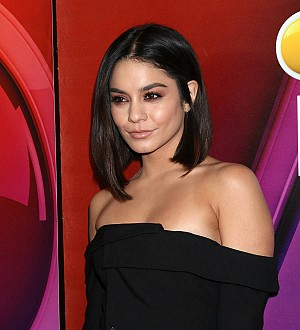 Vanessa Hudgens defends rock carving incident