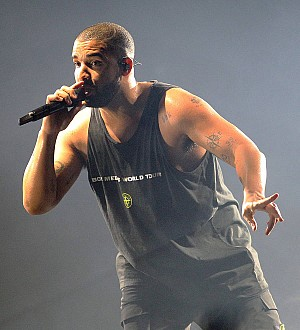 Drake surprises fans in London by joining The Weeknd on stage