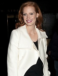 Jessica Chastain's Long Journey To Overnight Success