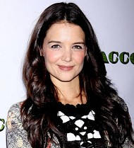 Katie Holmes toasts Broadway return with star-studded party