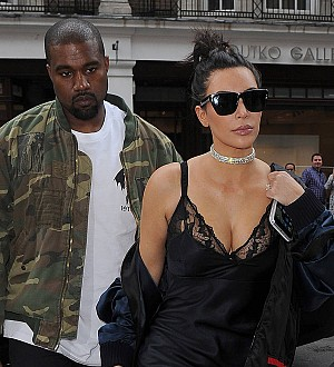 Kanye West: 'Kim Kardashian is the modern day Marie Antoinette'