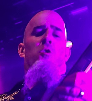 Anthrax want to be Lady Gaga's backing band