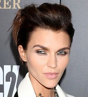 Ruby Rose was 'worried' about coming out to her mom