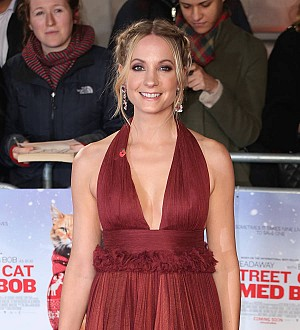 "Joanne Froggatt would love Downtown Abbey movie to enjoy a ""little cast reunion"""