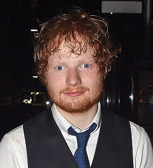 Ed Sheeran buys pig-shaped statue of himself