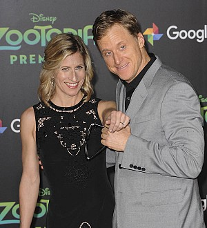 Actor Alan Tudyk is a married man