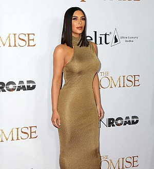 Kim Kardashian encourages young women to own up to their mistakes