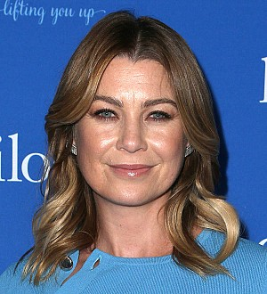Ellen Pompeo is a mom again