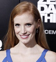 Jessica Chastain's India dash from Oscars