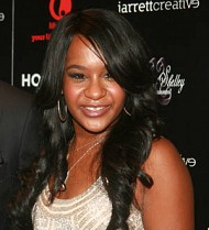 Bobbi Kristina Brown OK after car smash
