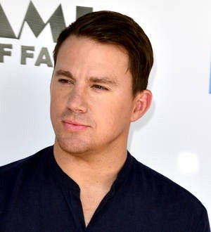 Channing Tatum and Adam Rodriguez pay tribute to fallen soldier