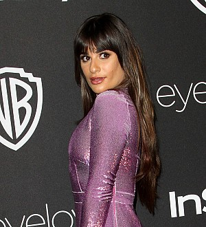 Lea Michele turned to Stevie Nicks for help with new album title