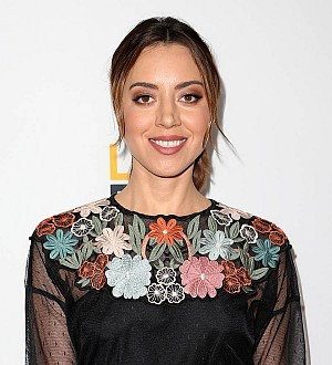 Aubrey Plaza used convent job as inspiration for nun role
